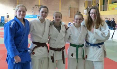 Erfolgreiche Deutsche Einzelmeisterschaften in der U18 und U21 für Bremer Judoka