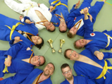 Landeseinzelturnier im G-Judo am 23.04.2016 in Holle
