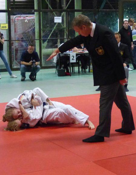 Bremer Judomädchen erfolgreich auf NDEM U15