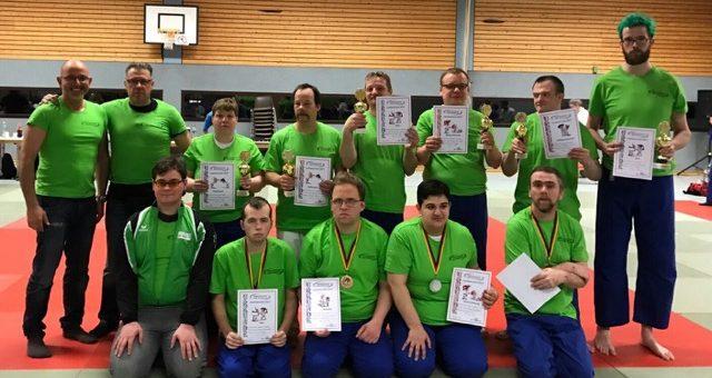 23.Landes Einzelturnier G-Judo des NJV am 11.02.2017 in Langenhagen-Godshorn