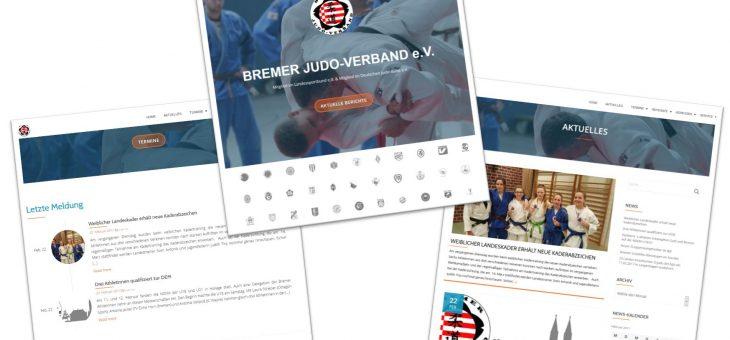 Unsere Homepage wird ein neues Design bekommen