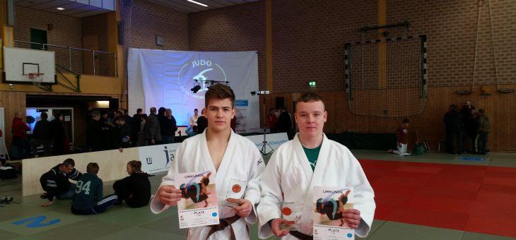 Panthera´s Athleten erkämpften Gold und Bronze auf der NDEM U18/21
