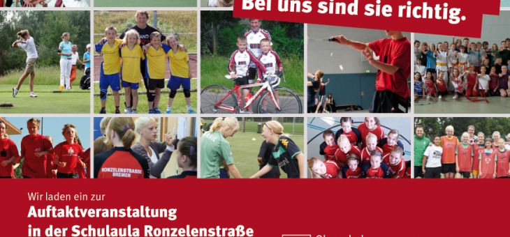Infoveranstaltung der Partnerschule Ronzelenstraße