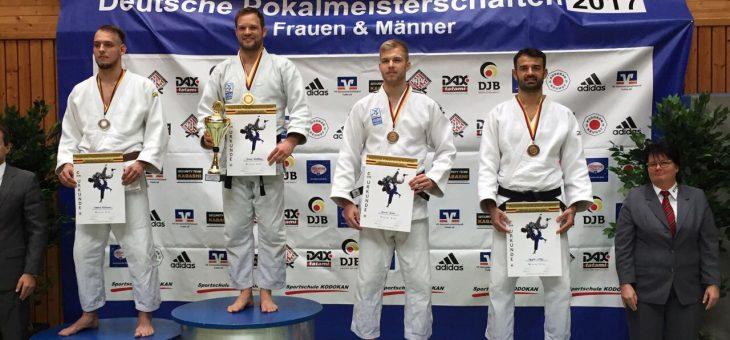 Toller Erfolg mit einer Bronzemedaille bei den Deutschen Pokalmeisterschaften
