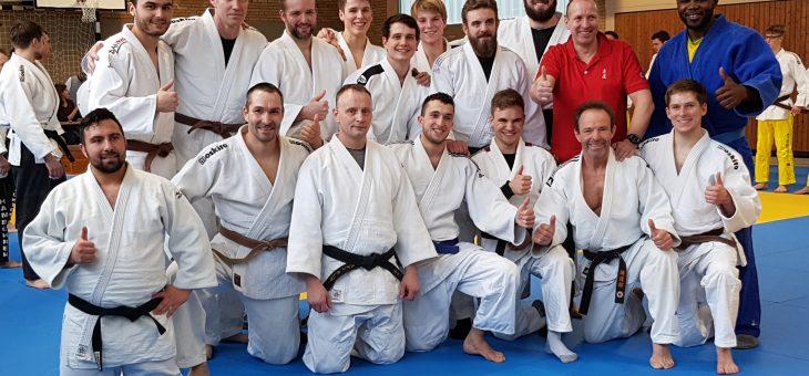 Judokampfgemeinschaft siegt am 1. Kampftag in der Niedersachsen-Liga