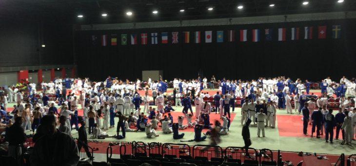 Bremer Erfolg beim Judo-Masters mit viel (Olympia-) Prominenz