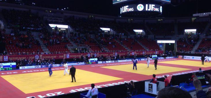 Judo-Grand-Slam in Düsseldorf erntet viel Lob und verzaubert die Bremer Delegation