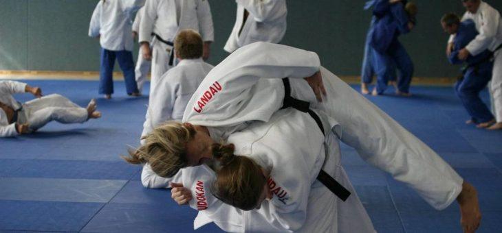 Top-Trainer und jede Menge Action bei der Judo-Sommerschule