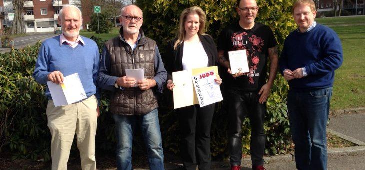 Mitgliederversammlung: Viel Bewegung und Lorbeeren im Bremer Judo-Verband