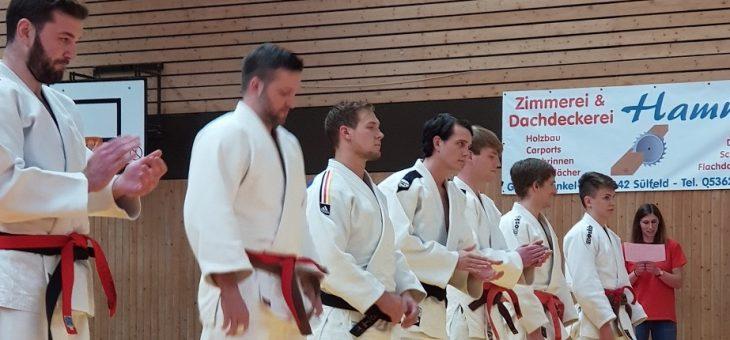 Ernüchterung in Judo Landesliga