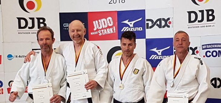 Zwei Silbermedaillen und Bronze auf der Deutschen Meisterschaft