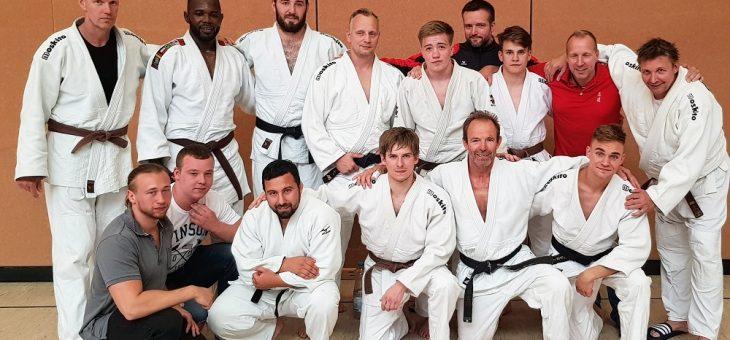 Goldener Abschluss für KG Enjoy Judo /OT Bremen