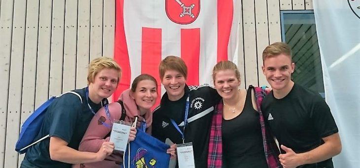Bei den Deutschen Polizei-Meisterschaften ordentlich abgesahnt