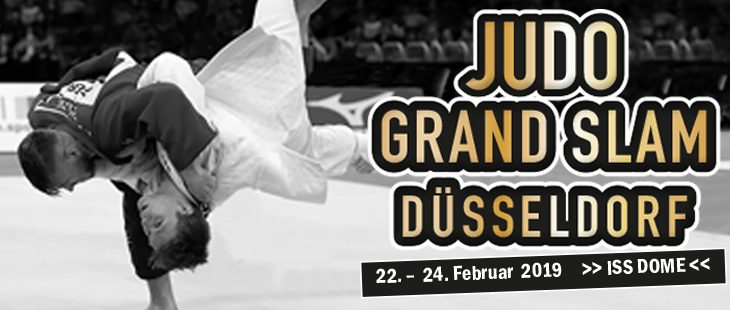 Auf zum Judo-Highlight nach Düsseldorf