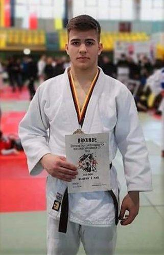 Oleg Gusev bei der DM 2019