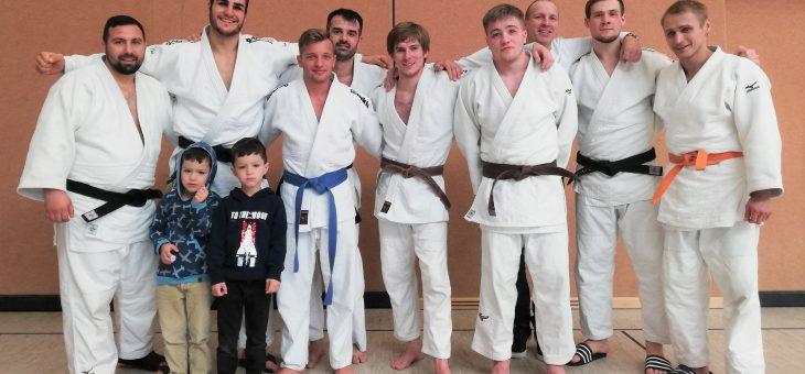 Bremer Judo-Team hat Bewährungsprobe bestanden