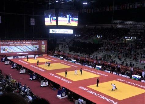 Judo-Grand-Slam: Bremer Delegation demonstriert Verbundenheit und Fan-Treue